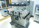 High Capacity 3 Tanks Frozen Drink Slush Machine Automatically Control CE Approved