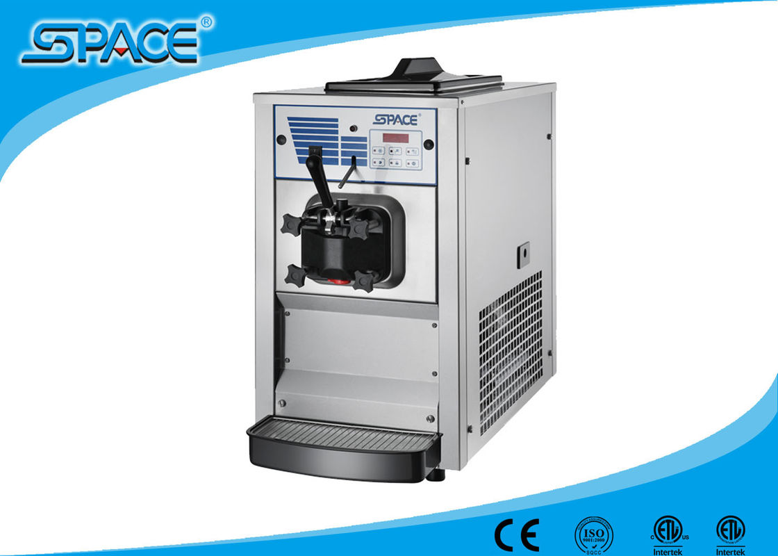 Commercial Ice Cream Machine Soft Serve , Ice Cream Maker Machine For Business
