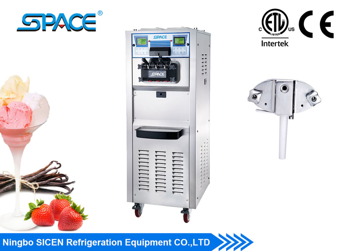 Professional Frozen Yogurt Machine ETL CE , Commercial Frozen Yogurt Maker Machine